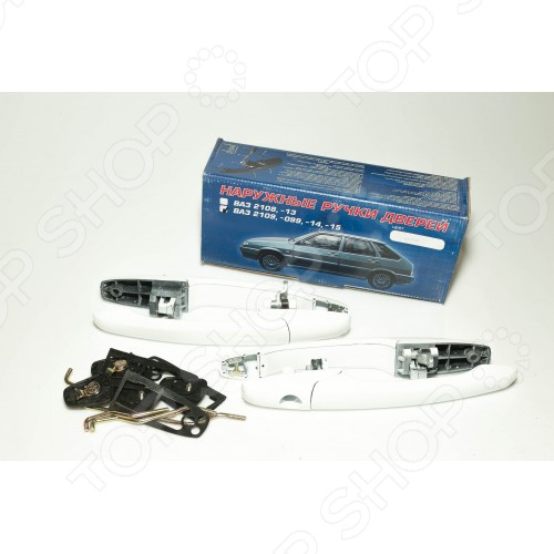 Ручки открывания двери Azard LADA ВАЗ 2109-99 / ВАЗ 2113-15 фаркоп avtos на ваз 21099 разборный тип крюка h г в н 800 50кг vaz 09