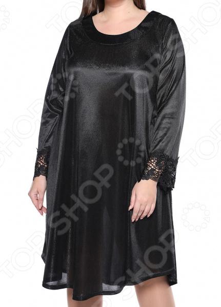 Платье Pretty Woman «Волшебные краски». Цвет: черный платье pretty woman ожерелье королевы цвет черный