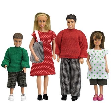 Купить Набор кукол для домика Lundby Smoland «Семья»