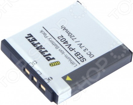 Аккумулятор для камеры Pitatel SEB-PV402 аккумулятор для камеры pitatel seb pv015