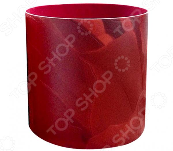 Горшок для цветов Miolla «Красная кожа». В ассортименте горшок для цветов miolla георгин в ассортименте