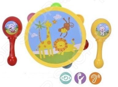 все цены на Набор музыкальных инструментов Наша Игрушка «Жираф» онлайн