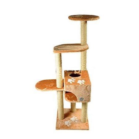 Купить Комплекс многоэтажный для кошек ЗООНИК с аппликацией