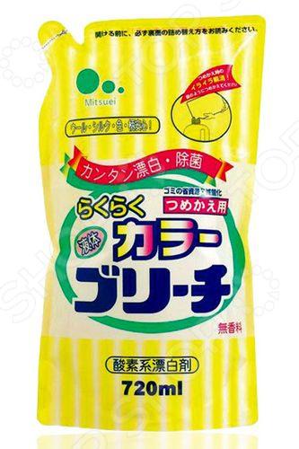 купить Отбеливатель для цветных тканей Mitsuei 030185 недорого