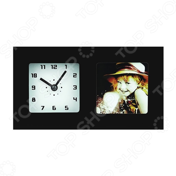 Часы настенные Mitya Veselkov «Фоторамка» часы настенные mitya veselkov old town repairs