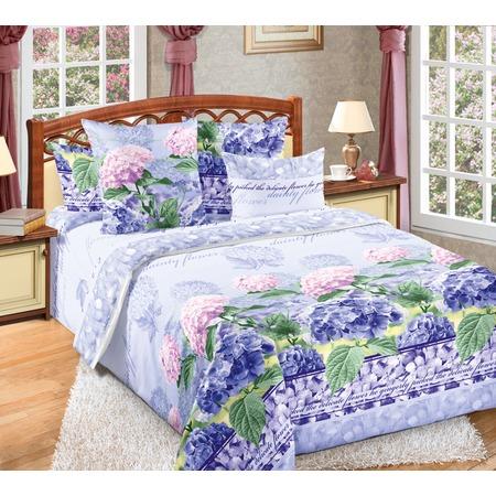 Купить Комплект постельного белья Королевское Искушение «Гортензия». Евро