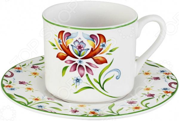 Чайная пара Imari «Аквитания» IMA0018E-DA2099AL