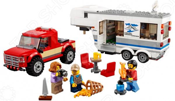 Конструктор игровой LEGO City Great Vehicles «Дом на колесах»