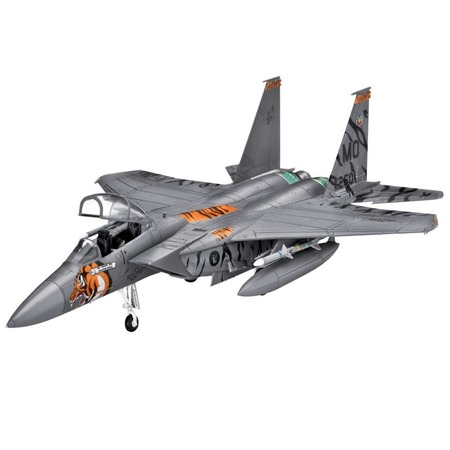 Подарочный набор сборной модели истребителя Revell F-15E «Страйк Игл»