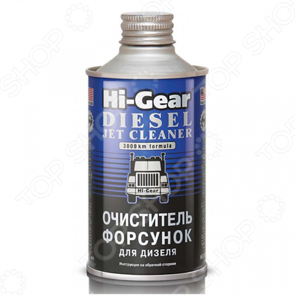 Очиститель форсунок для дизеля Hi Gear HG 3416 полироль для панели hi gear hg 5615 очиститель интерьера hg 5619
