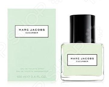 Туалетная вода унисекс Marc Jacobs Splash Cucumber, 100 мл marc jacobs daisy eau so fresh туалетная вода женская 75 мл