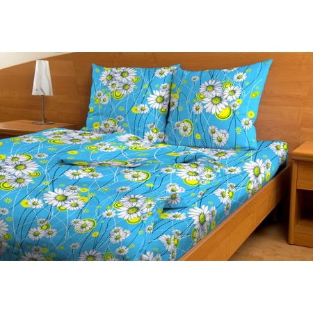 Купить Комплект постельного белья Fiorelly «Мелодия лета». 1,5-спальный