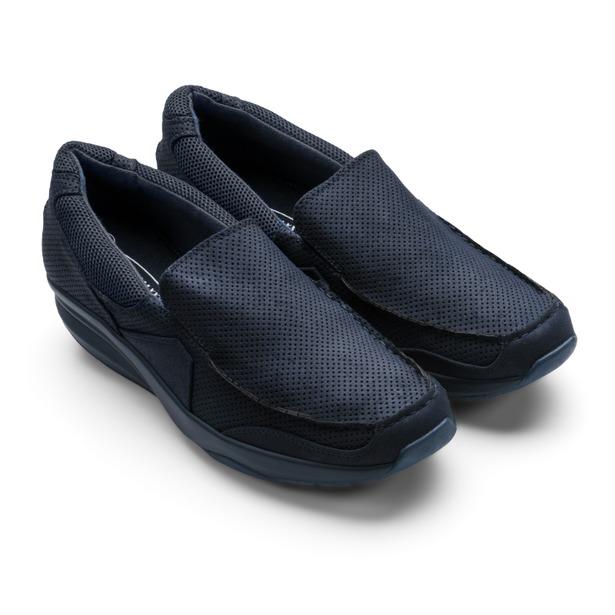 фото Мокасины мужские Walkmaxx Comfort 2.0. Цвет: синий