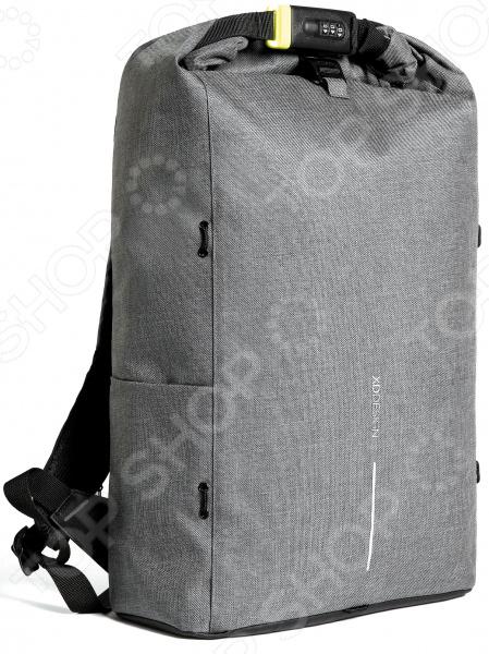 Рюкзак для ноутбука XD design Bobby Urban Lite рюкзак xd design 15 0 inch bobby black p705 454