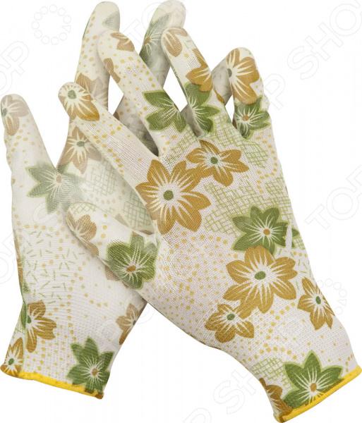 Перчатки садовые Grinda 11293 перчатки садовые grinda 11295