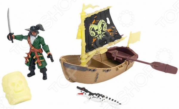 Набор игровой Chapmei «Пираты. На абордаж» chapmei chapmei игровой набор десантный вертолет