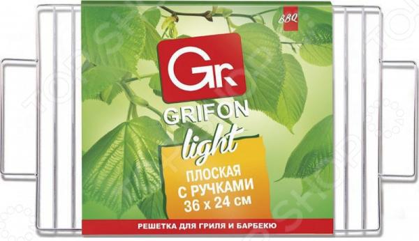 Решетка-гриль плоская GRIFON 610-002