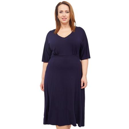 Купить Платье Laura Amatti «Нежная радость». Цвет: синий