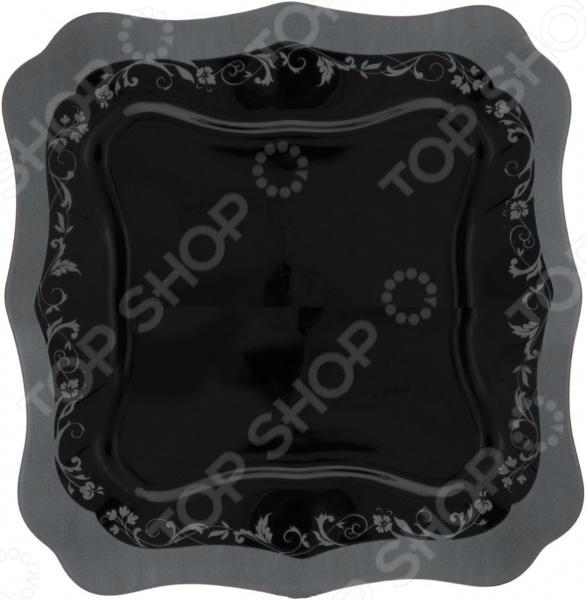 Тарелка десертная Luminarc Authentic Silver luminarc authentic