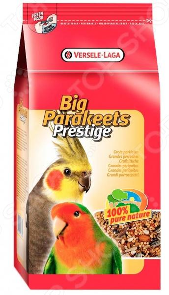 Big Parakeets Presteege Корм для попугаев средних размеров Versele-Laga Big Parakeets Prestige