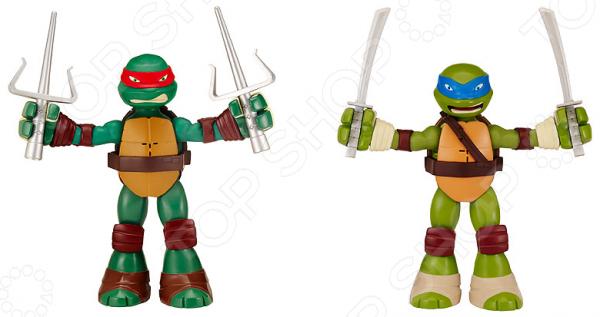 Игрушка-фигурка Turtles с растягивающимися руками. В ассортименте