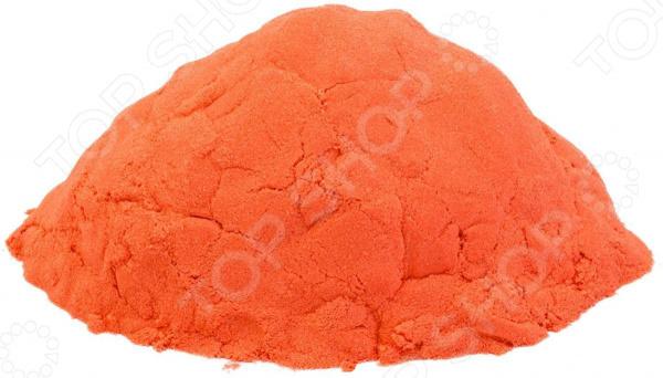 Песок кинетический Bradex «Чудо-песок» Песок кинетический Bradex «Чудо-песок» /Оранжевый
