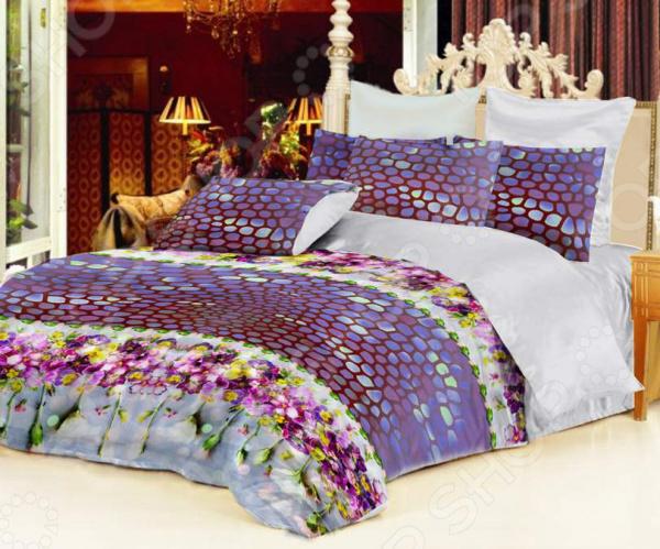 Комплект постельного белья ТамиТекс «Перламутровый сад» комплект постельного белья двуспальный tango twill 57 50