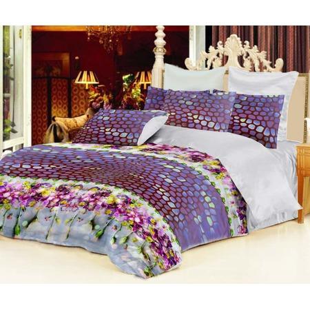 Купить Комплект постельного белья ТамиТекс «Перламутровый сад»