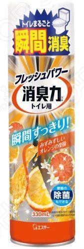Освежитель воздуха для туалета ST Shoushuuriki 114276