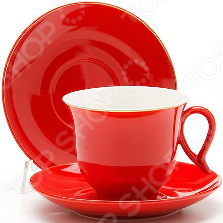 Чайная пара Loraine 24745