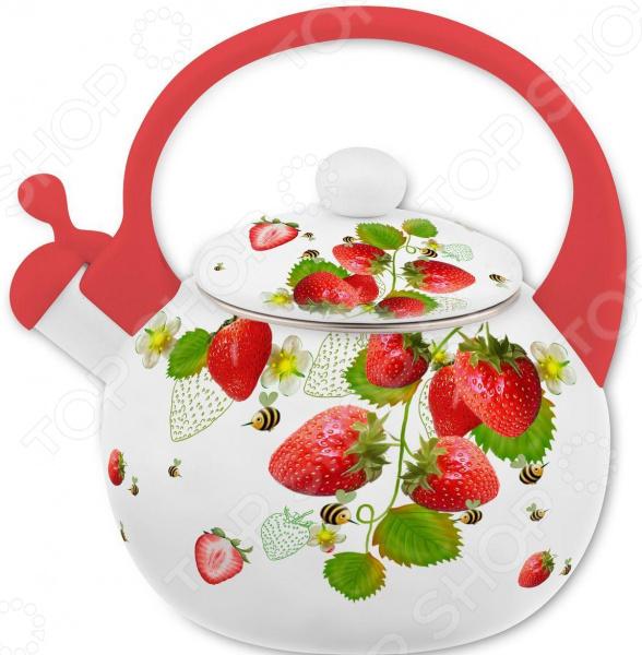 Чайник со свистком Appetite «Верано»