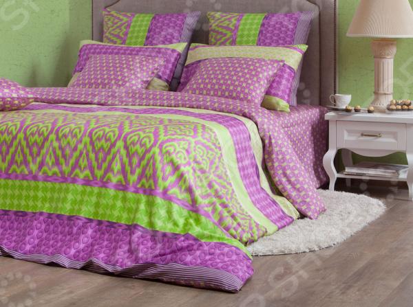 Комплект постельного белья Хлопковый Край «Шелковый путь 3». 1,5-спальный Хлопковый Край - артикул: 1579519