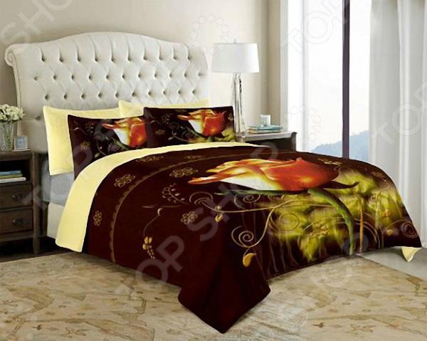 Комплект постельного белья «Розмари». 1,5-спальный