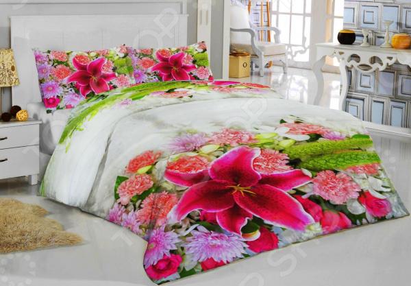 Zakazat.ru: Комплект постельного белья ТамиТекс «Интрига». 1,5-спальный