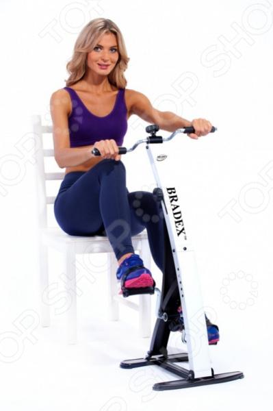 Тренажер педальный Bradex Dual Bike тренажер педальный для ног bradex и рук аэроб нью sf 0077