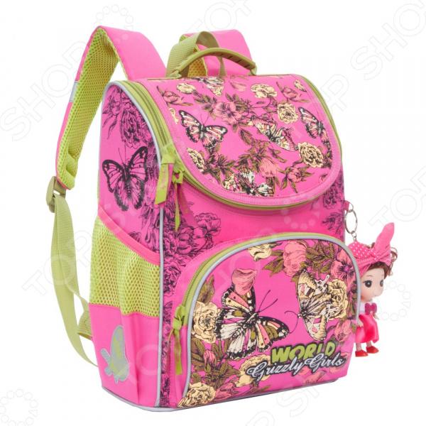 Рюкзак школьный Grizzly RA-873-4