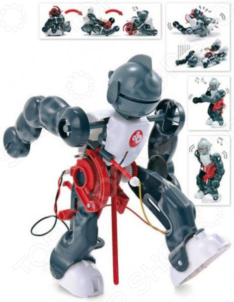 Конструктор игровой Bradex «Робот-акробат» детские игрушки