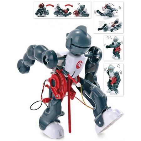 Купить Конструктор игровой Bradex «Робот-акробат»