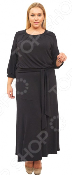 Платье Матекс «Алиша». Цвет: черный