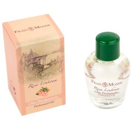 Купить Масло парфюмерное Frais Monde «Роза и лукум», 12 мл