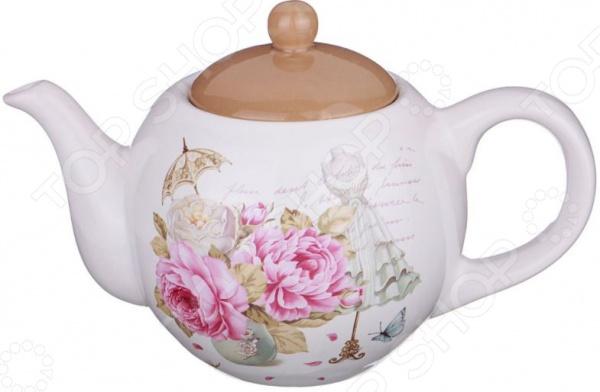 Чайник заварочный Agness «Гламур» 358-1052