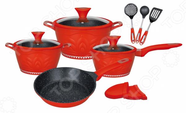Набор посуды Bekker Princess посуда кухонная