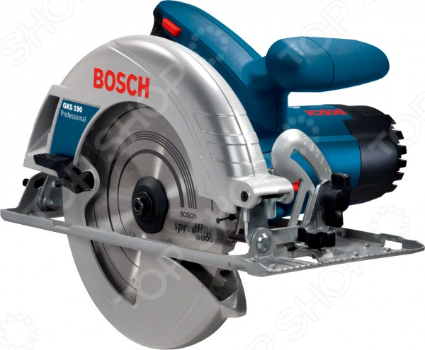 Пила дисковая Bosch GKS 190 пила дисковая kolner kcs 190 1900т