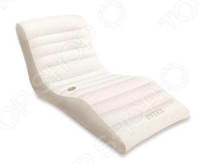 Кресло надувное для отдыха Intex в виде волны