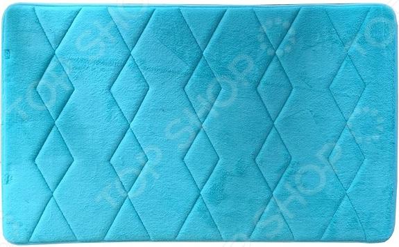 Коврик для ванной комнаты Dasch Fresh FLY150101 коврик круглый для ванной dasch авангард