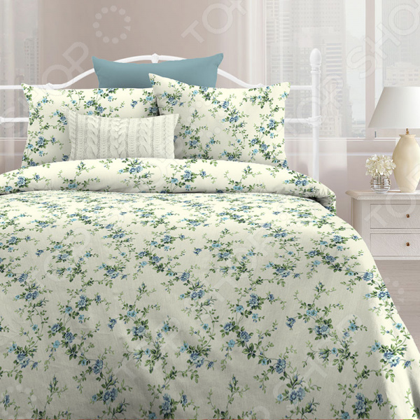 Комплект постельного белья Любимый дом «Цветные мечты»