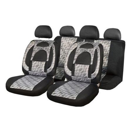 Купить Комплект чехлов на сиденья автомобиля SKYWAY Protect Plus-7