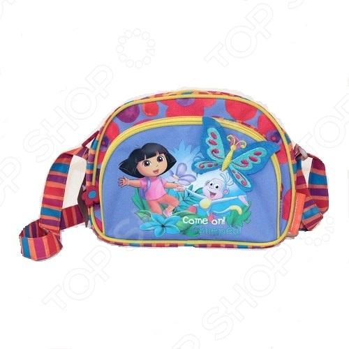 Сумочка детская Gulliver «Даша-путешественница»