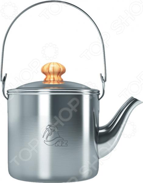 Чайник походный NZ SK-033 kovea чайник nz sk 034 костровой 3 л 2013