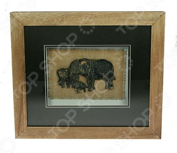 Коллаж настенный «Слоны» 126523 - артикул: 941057
